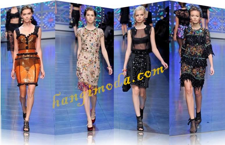 Dolce Gabbana 2019 İlkbahar Makyaj Koleksiyonu j 82